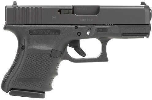 "Glock 29 Gen4 10mm Semi-Auto Pistol 3.8"" Barrel 10 Round Fixed Sights Modular Backstrap Black Semi Automatic PG2950201"