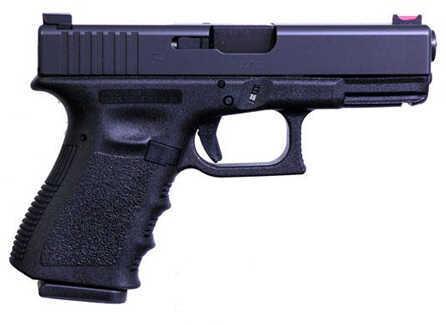 "Glock 19 TALO 9mm Luger 5.5"" Barrel 10 Round Ameriglo Fiber Optic Sights Semi Automatic Pistol PI1950501"