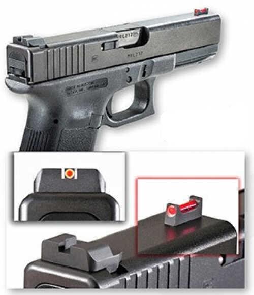 "Glock Talo 22 40S&W 4.49"" Barrel 10 Round Gas Nitride Semi Automatic Pistol PI2250501"
