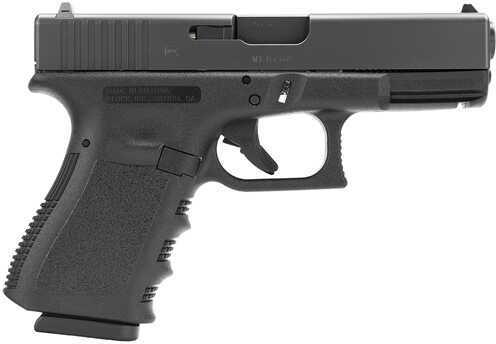 "Glock 23 40 S&W 4"" Barrel 10 Round Polymer Grip Black Semi Automatic Pistol PI2350201"