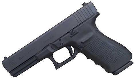 Glock 20 Gen4 10mm Semi-Auto Pistol Double Action Fixed Sights 4.6 Inch Barrel 3 10 Round Magazines PG2050201