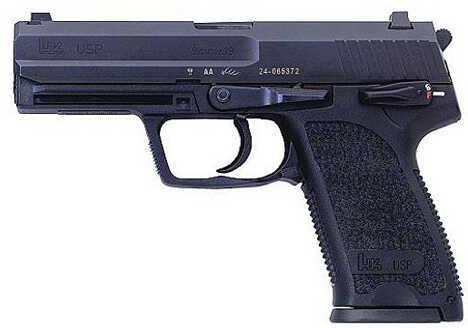 "Heckler & Koch USP40 40 S&W 4.25"" Barrel 2 10 Round Magazines Blued Semi Automatic Pistol 704001A5"