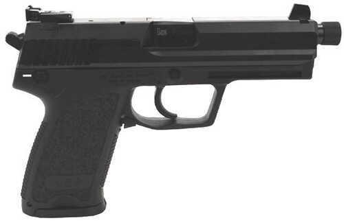 "Heckler & Koch USP9 SD 9mm Luger 4.86"" Barrel 10 Round 2 Magazines Blued Semi Automatic Pistol 709001SDA5"