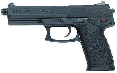 "Heckler & Koch Mark 23 45 ACP 5.87"" Barrel 2-10 Round Magazines Blued Semi Automatic Pistol 723001A5"