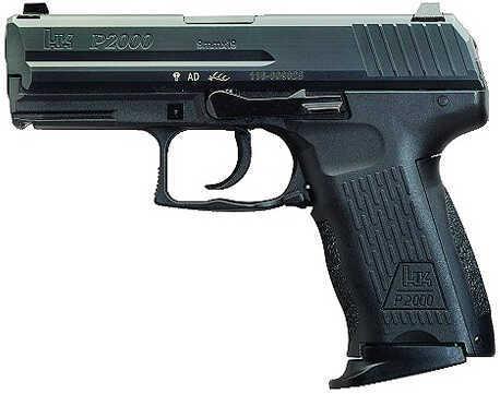 "Heckler & Koch P2000 9mm Luger 3.66"" Barrel 13 Round V3 Semi Automatic Pistol M709203A5"