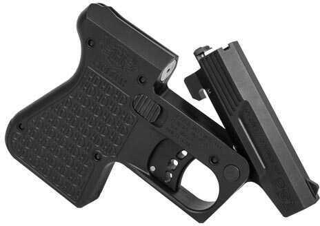 """Heizer Defense PAR1 Pocket AR Pistol 223 Remington  3.8"""" Barrel Single Shot  Black PAR1BLK"""
