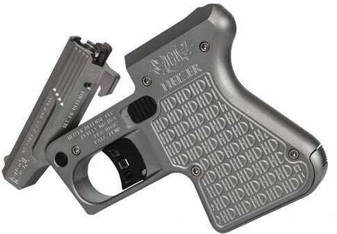 "Heizer Defense PS1 Pocket Shotgun 45 Colt / 410 Gauge Double Action 3.5"" Barrel Single Shot Fixed Front Sight Stainless Steel Pistol PS1SS"