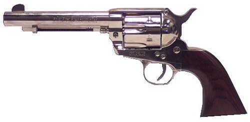 "Heritage Rough Rider 357 Magnum 4.75"" Barrel 6 Round Nickel Revolver Pistol RR357N4"