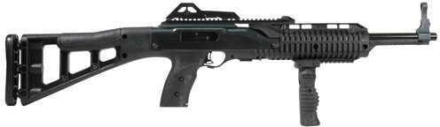 "Hi Point Carbine 45ACP 17.5"" Barrel 9 Round Black Skeletonized Stock Forward Grip Semi Automatic Rifle 4595TSFG"