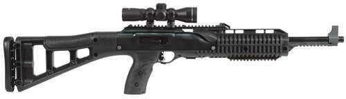 "Hi-Point Carbine 9mm Luger 16.5"" Barrel 10 Round 4x RGB Scope Black Semi Automatic Rifle 995TS4XRGB"