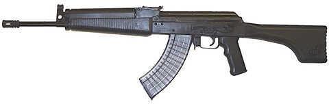 "I.O. Inc. (Inter Ordnance) I.O. STG2000C AK-47 7.62x39 16.3"" Barrel 30 Round Synthetic Black Semi Automatic Rifle IOIN0001"