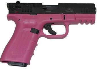 "ISSC Austria M22PT Semi Automatic Pistol 22 Long Rifle 4"" Barrel Pink Frame 10 Round 111005"