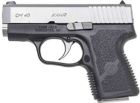 "Kahr Arms CT40 40 S&W 4"" Barrel 7 Round Semi Automatic Pistol CT4043"