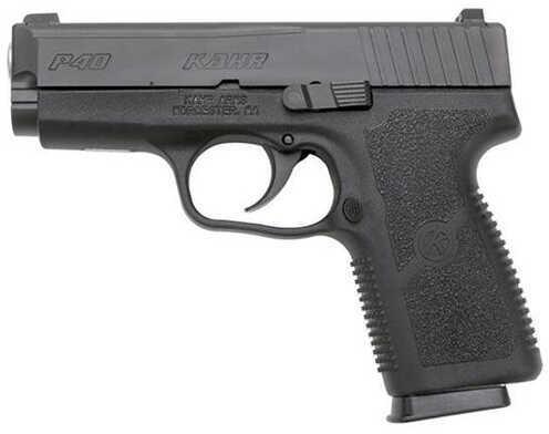 "Kahr Arms P40 40 S&W 3.5"" Barrel 6 Round Blemished Semi Automatic Pistol K4043"
