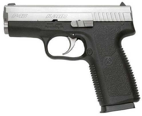 "Kahr Arms P45 45ACP 3.6"" Barrel 6 Round Polymer Semi Automatic Pistol KP4543N"