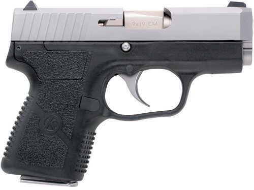 """Kahr Arms CM9 9mm Luger 3"""" Barrel 6 Round Black Blemished Semi Automatic Pistol ZCM9093"""