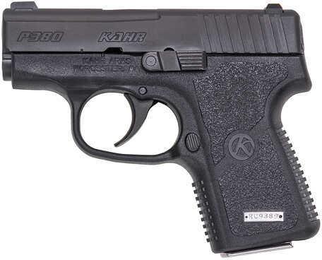 "Kahr Arms P380 380 ACP 2.5"" Barrel 6 Round Black Polymer    Blemished    Semi Automatic Pistol     ZKP3834"
