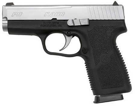 "Kahr Arms Kahr P9 9mm Luger 3.5"" Barrel 7 Round Double Action Black Stainless Steel CA Legal Blemished Semi Automatic Pistol ZKP9093"
