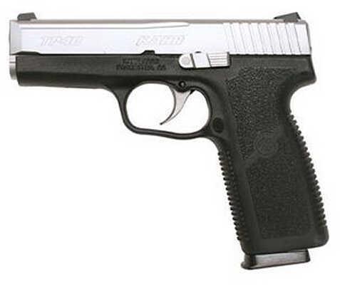 "Kahr Arms TP40 Tactical 40 S&W 5"" Barrel 7 Round Novak Sights Black Blemished Semi Automatic Pistol    ZTP4043NOVAK"