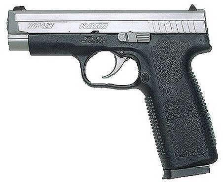 "Kahr Arms TP45 45ACP 4"" Barrel 7 Round Double Action Black Stainless Steel Blemished Semi Automatic Pistol ZTP4543"