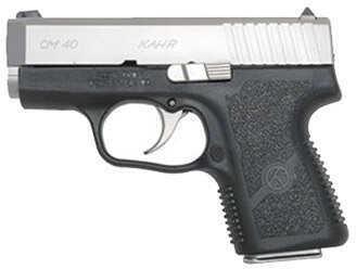 "Kahr Arms CM40 40 S&W 3"" Barrel  5 Round Black Stainless Steel Semi Automatic Pistol    CM4043"