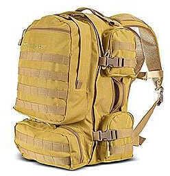 Kilimanjaro Gear Transport Modular Assault Pack,Tan