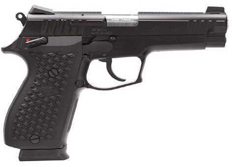 "Lionheart Industries Lionheart LEFT HANDED9 9mm Luger 4.1"" Barrel 13 Round Black Semi Automatic Pistol 1009FXDBLK"