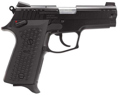 """Lionheart Industries Lionheart LEFT HANDED9NC 9mm Luger 3.6"""" Barrel 10 Round Novak Sights Cerakote Black Semi Automatic Pistol 109CNVKBLK"""
