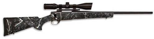 "Howa Moonshine Nighteater 22-250 Remington  20"" Lightweight Barrel  5 Round  Nikko Stirling NightEater 2.5-10X42 Scope  Hogue Overmold Harvest Moon Stock  Bolt Action Rifle HMC36407HMW"