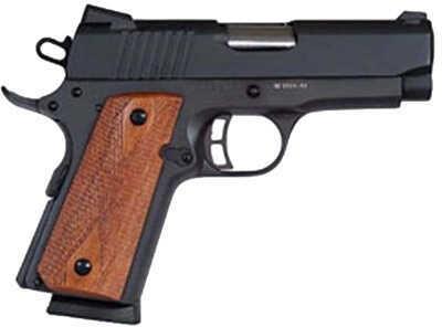 "Citadel 1911 Compact 9mm Luger 3.5"" Barrel 7 Round Matte Black Semi Automatic Pistol CIT9mm LugerCSP"