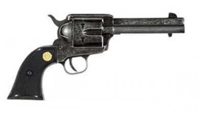 "Puma Firearms Puma 1873-22 Revolver 22 Long Rifle 4"".75"" Barrel Antique Finish Synthetic Grip PCR187322AP"
