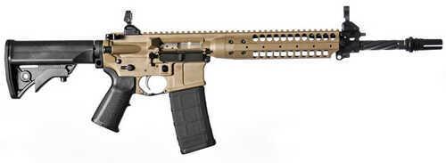 """LWRC IC SPR 5.56mm NATO 16.1"""" Barrel 30 Round Mag Flat Dark Earth Finish Semi Automatic Rifle ICR5CK16SPR"""