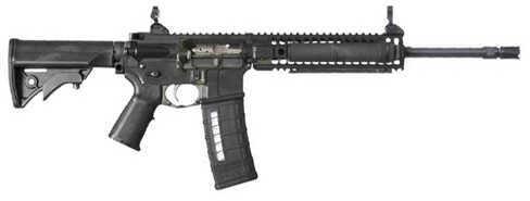 """LWRC SIX8 6.8mm SPC 14.7"""" Barrel 30 Round Black Magpul MOE Semi Automatic Rifle SIX8RB14P"""