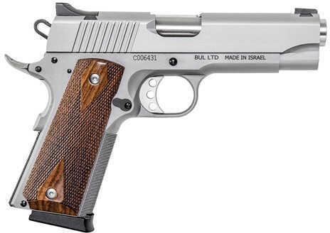"Magnum Research Desert Eagle 1911C 45ACP 4.3"" Barrel 8 Round Stainless Steel Semi Automatic Pistol DE1911CSS"