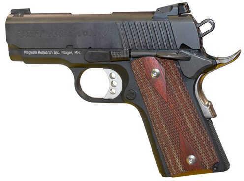 "Magnum Research 1911 Desert Eagle Undercover 45ACP 3"" Barrel 6 Round Semi Automatic Pistol M6A2R5B14PCA"