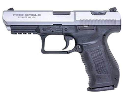 "Magnum Research MR9 Eagle 9mm Luger 4.15"" Barrel 15 Round Black Semi Automatic Pistol MRFA915FL"