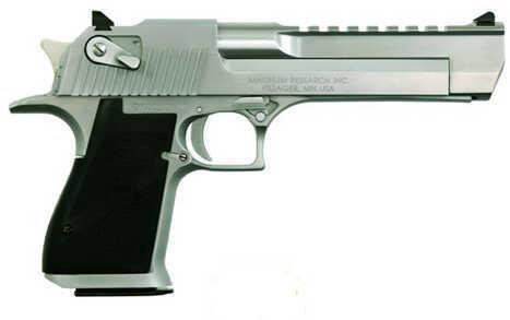 "Magnum Research Desert Eagle 357 Magnum 6"" Barrel 9 Round Brushed Chrome ""Blemished"" Semi Automatic Pistol ZDE357BC"