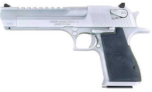 """Magnum Research Desert Eagle 357 Magnum 6"""" Barrel 9 Round Matte Chrome """"Blemished"""" Semi Automatic Pistol DE357MC"""