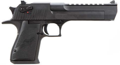 "Magnum Research Desert Eagle Mark XIX 44 Magnum 6"" Barrel 8 Round Black Refurbished Semi Automatic Pistol ZDE44"