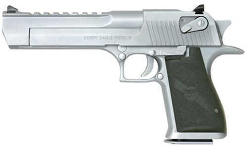 """Pistol Magnum Research Desert Eagle 44 Mag 6"""" Matte Chrome DE44MC"""