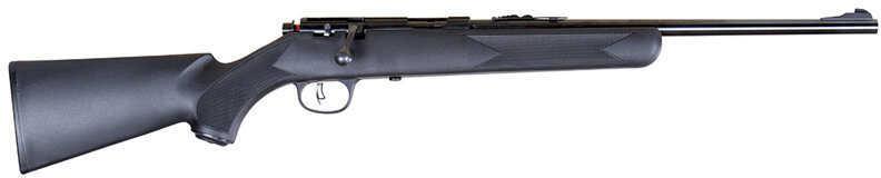 "Marlin 514 Youth Bolt Action Rifle  22 Short/Long/Long Rifle   16.25"" Barrel  1 Round Single Shot  Black 80808"