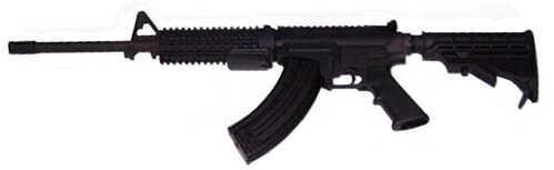 "MGI MARCK 15 7.62x39 16"" Barrel 30 Round Black Hydra AK-47 Well Semi Automatic Rifle MARCK15AK47"