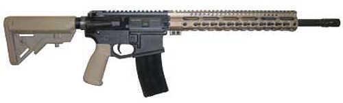 """Midwest Industries SSK12 Minute Man 223 Remington /5.56mm Nato 16"""" Barrel 30 Round Flat Dark Earth Semi Automatic Rifle MI-16MFSSK12Flat Dark Earth"""