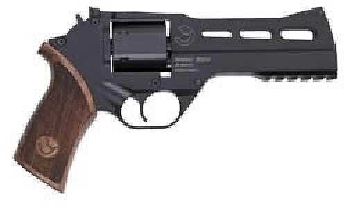 """Chiappa Rhino 40S&W 5"""" Barrel 6 Round Black Revolver 4050DS"""
