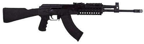 "M+M Rifle M+M M10-762 AK-47 7.62x39 16.5"" Barrel 30 Round Synthetic Black Semi Automatic Rifle M10762"