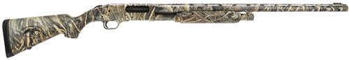"Mossberg 535 12 Gauge Shotgun   28"" Barrel 3.5"" Chamber  6 Round  Realtree Max-5 Camo Synthetic Stock Pump Action Shotgun 45241"