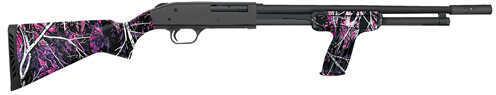 "Mossberg 500 410 Gauge 18.5"" Barrel 3"" Chamber 6 Round Muddy Girl Pump Action Shotgun 50363"