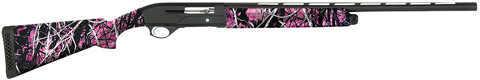 "Mossberg SA-20 20 Gauge 26"" Barrel 3"" Chamber  5 Round  Muddy Girl Semi Automatic Shotgun 75786"
