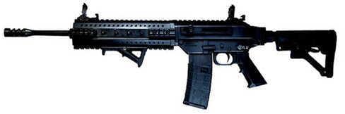 "Master Piece Arms Sporting 223 Remington/5.56mm NATO 16"" Barrel 30 Round Black 6 Position Stock Semi Automatic Rifle MPAR556"