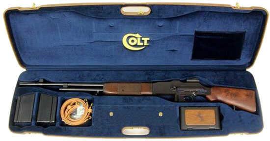 "Ohio Ordnance Works 1918 SLR 30-06 Springfield 24"" Barrel Blued Walnut Stock 20 Round Semi-Auto Rifle 1001918C"